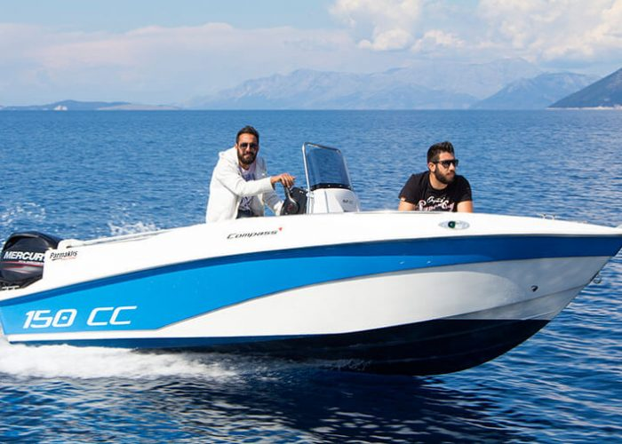 Odyssey Boats Rent A Boat In Ithaca Compass 12