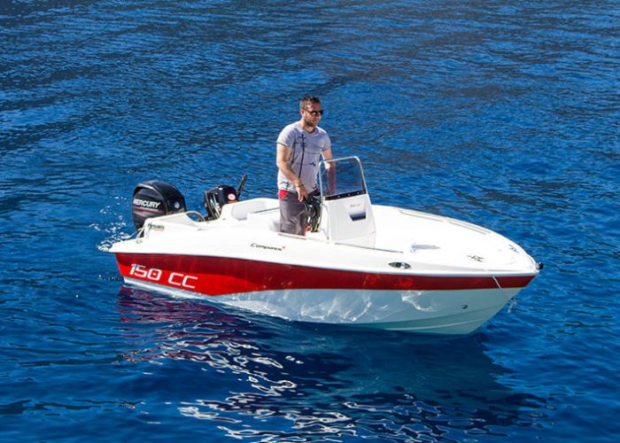 Odyssey Boats Rent A Boat In Ithaca Compass 18