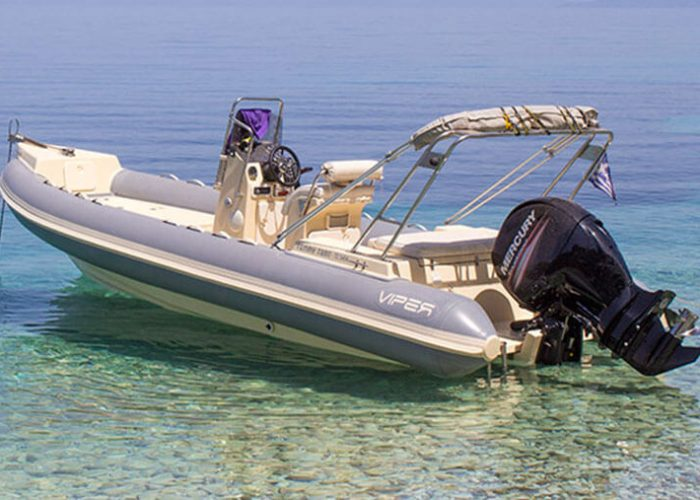 Odyssey Boats Rent A Boat In Ithaca Viper Rib 07